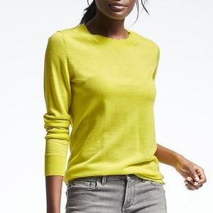 Banana Republic Merino Wool Sweater!